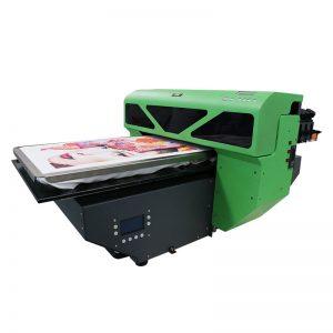 A2 ukuran digital DTG T-shirt flatbed printer printer 8 warna DX5 printer kepala WER-D4880T