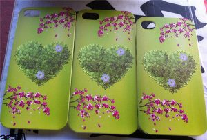 Sample printing case mobile W3-E2000UV