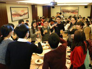 Annual dinner, 2015