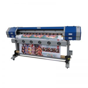 EW160 / EW160I gedhe format DX7 head car wrapping sublimation paper printer