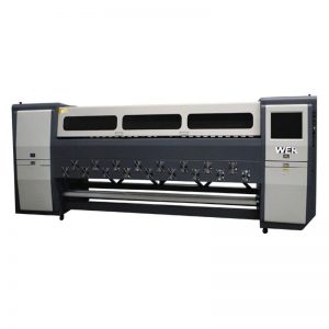 K3404I / K3408I Solvent Printer kualitas apik 3.4m printer inkjet abot