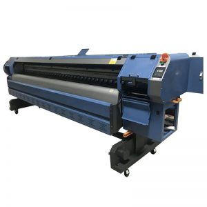 K3204I / K3208I 3.2m mesin cetak laminasi panas beresolusi tinggi
