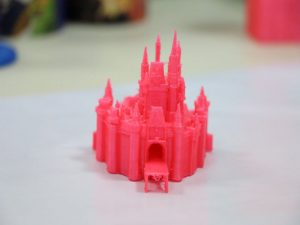 Solusi cetak 3D siji-mandeg