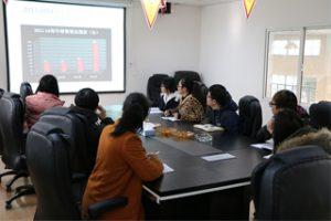 Rapat review kinerja, 2015