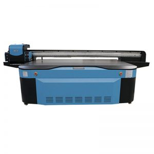 Digital printing flatbed UV format besar 2500X1300 WER-G2513UV