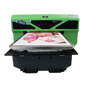 A2 ukuran DTG langsung menyang mesin cetak printer t shirt WER-D4880T