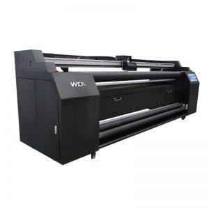 WER-E1802T 1.8m langsung menyang printer tekstil kanthi printer sublimasi 2 * DX5