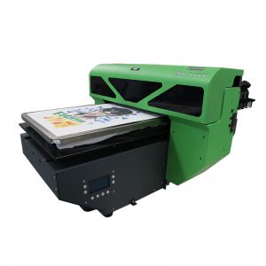 murah digital inkjet eco solvent T-shirt printer kanggo iklan WER-D4880T