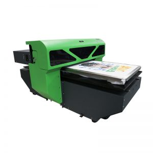 Digital T-shirt printer Langsung menyang mesin tekstil cetak WER-D4880T