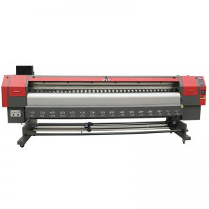 eko pelarut printer dx7 kepala 3.2m digital flex banner printer, vinil printer WER-ES3202