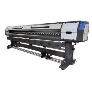 Harga pabrik PVC film uv printer flatbed Dengan kualitas terbaik WER-ER3202UV