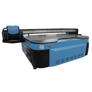 berkualitas tinggi UV flatbed printerfor wall / ceramic tile / photos / acrylic / wood printing WER-G2513UV