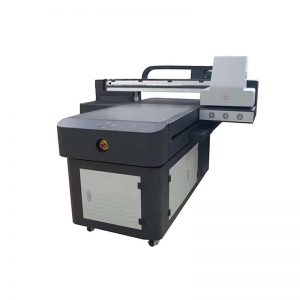 dhuwur efisien A1 Ukuran UV M1 printer saka china WER-ED6090UV