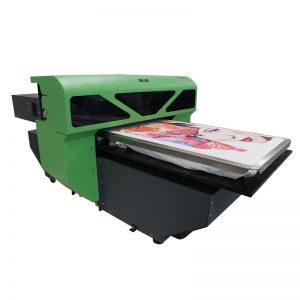 printer kualitas tinggi inkjet a2 UV flatbed printer UV t-shirt printer WER-D4880T
