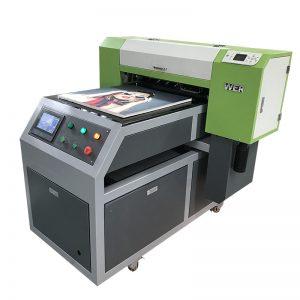Résolusi dhuwur A1 T-shirt printing machine kanggo garment WER-ED6090T