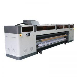 resolusi dhuwur kanthi dhuwur digital mesin inkjet mesin kanthi ricoh gen5 print head UV plotter WER-G-3200UV