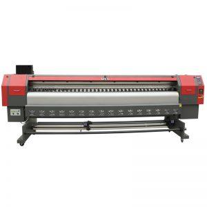 3.2m solvent printer kacepetan dhuwur, harga mesin printing flex banner WER-ES3202
