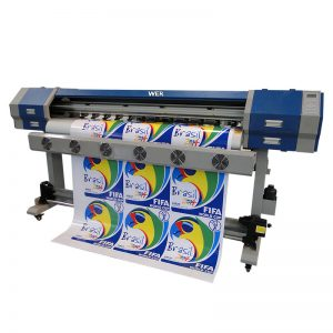 sublimation transfer paper printer T-shirt olahraga ware printer WER-EW160
